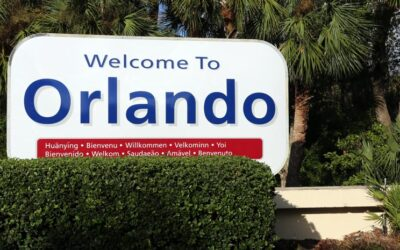 Traveling to Orlando for Business
